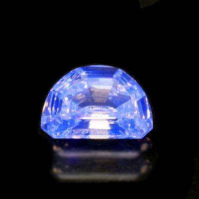 蛍光性ダイヤモンド