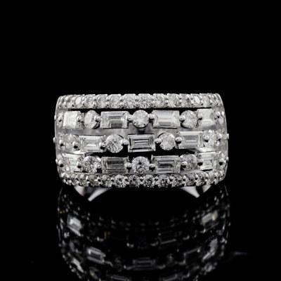 ミルグレイス ダイヤモンドリング