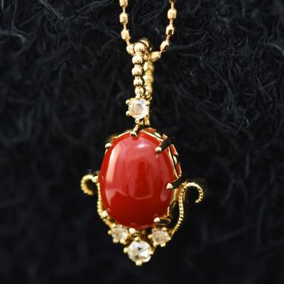 「スペッキオ」血赤珊瑚