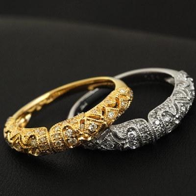 ダイヤモンドリング「シノワズリ」