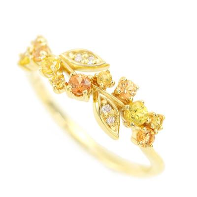 金木犀色の指輪