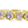 BLUE MOON Royalblue moonstone ring 「ブルームーン」ロイヤルブルームーンストーン リング