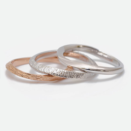 MYTHOS series MIZU Metal Ring 「水」メタル リング